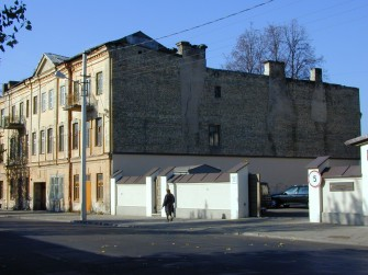 Panerių g. 13, Vilniaus m.