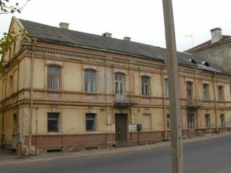 Panerių g. 6, Vilniaus m.