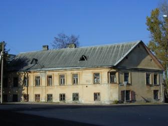 Panerių g. 9, Vilniaus m.