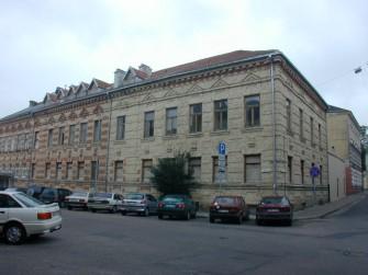 Žygimanto Liauksmino g. 3, Vilniaus m.