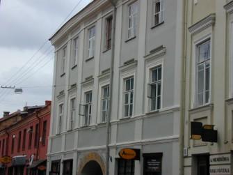 Trakų g. 8, Vilniaus m.