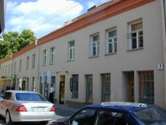 Trakų g. 7, Vilniaus m.