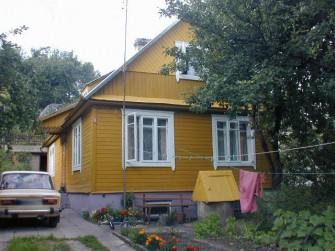 Belvederio g. 9, Vilniaus m.