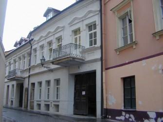 Šv. Ignoto g. 12, Vilniaus m.