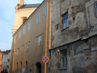Šv. Ignoto g. 11, Vilniaus m.