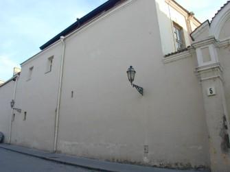 Šv. Ignoto g. 5, Vilniaus m.