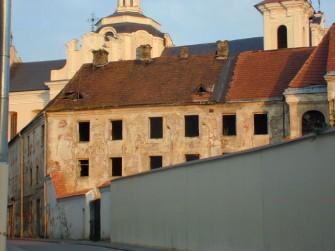 Šv. Ignoto g. 9, Vilniaus m.