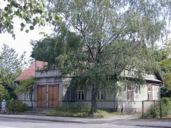Žalgirio g. 64, Vilniaus m.