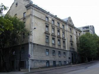 K. Kalinausko g. 4, Vilniaus m.