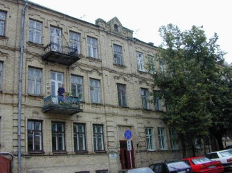 Aludarių g. 4, Vilniaus m.