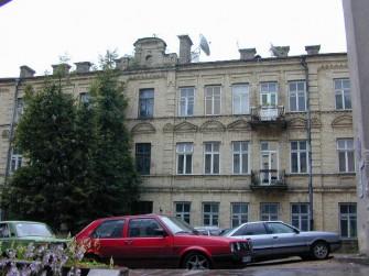 Aludarių g. 6, Vilniaus m.