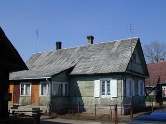 Kazbėjų g. 8, Vilniaus m.