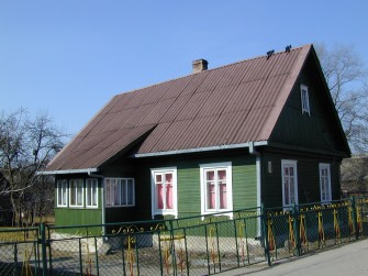 Kazbėjų g. 10, Vilniaus m.