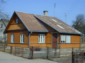Kazbėjų g. 11, Vilniaus m.