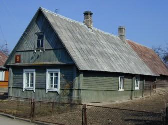 Kazbėjų g. 9, Vilniaus m.