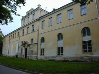 Barboros Radvilaitės g. 8, Vilniaus m.