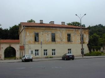 Barboros Radvilaitės g. 6, Vilniaus m.
