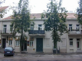 Barboros Radvilaitės g. 5, Vilniaus m.