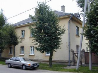 Traidenio g. 8, Vilniaus m.