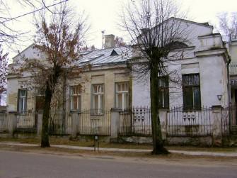 Traidenio g. 6, Vilniaus m.