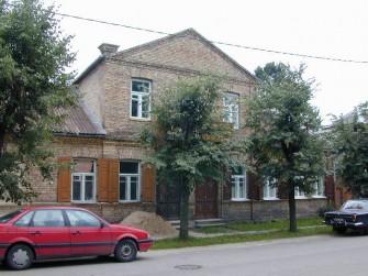 Traidenio g. 10, Vilniaus m.