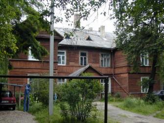 Traidenio g. 5, Vilniaus m.