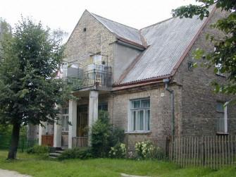 Traidenio g. 9, Vilniaus m.