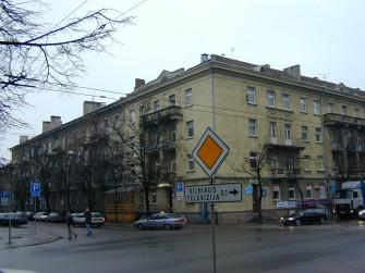 Švitrigailos g. 8, Vilniaus m.