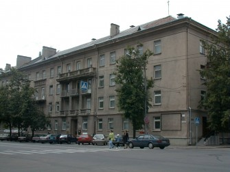 Švitrigailos g. 7, Vilniaus m.