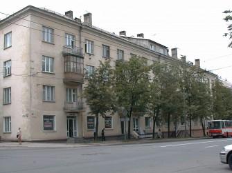 Švitrigailos g. 5, Vilniaus m.