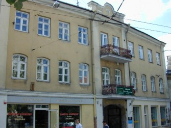 Kunigiškių g. 3, Vilniaus m.
