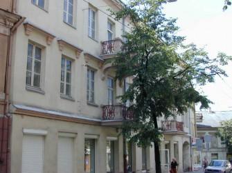 Kunigiškių g. 5, Vilniaus m.