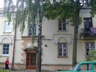 Tramvajų g. 3, Vilniaus m.