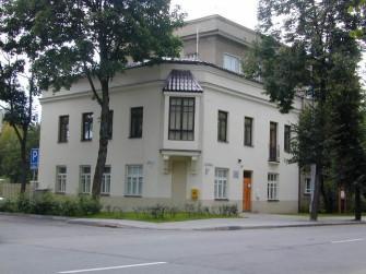 A. Mickevičiaus g. 6, Vilniaus m.