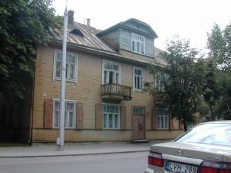 A. Mickevičiaus g. 10, Vilniaus m.