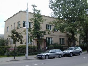 A. Mickevičiaus g. 11, Vilniaus m.