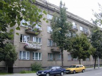 A. Mickevičiaus g. 9, Vilniaus m.