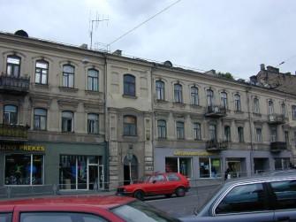 Kalvarijų g. 6, Vilniaus m.