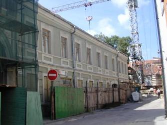 Odminių g. 12, Vilniaus m.