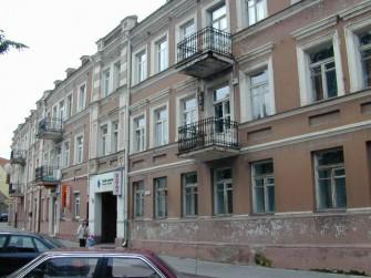 Odminių g. 3, Vilniaus m.