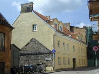 Odminių g. 10, Vilniaus m.