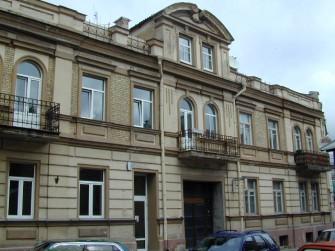 Odminių g. 5, Vilniaus m.