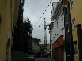 Odminių g. 9, Vilniaus m.