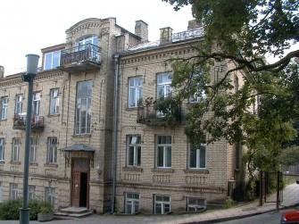 Pamėnkalnio g. 4, Vilniaus m.
