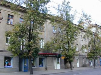 Pamėnkalnio g. 3, Vilniaus m.