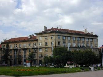 Pamėnkalnio g. 1, Vilniaus m.