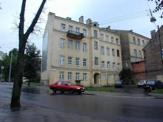 Pamėnkalnio g. 9, Vilniaus m.