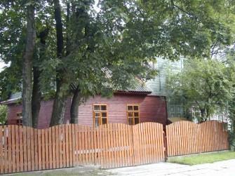 Latvių g. 1, Vilniaus m.