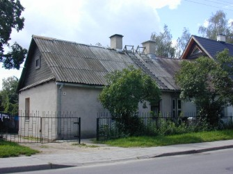 Latvių g. 6, Vilniaus m.