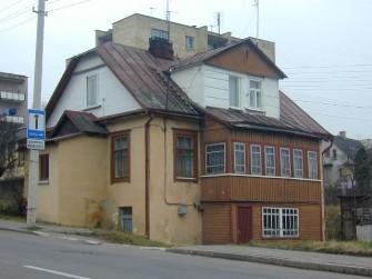 A. Paškevič-Ciotkos g. 1, Vilniaus m.